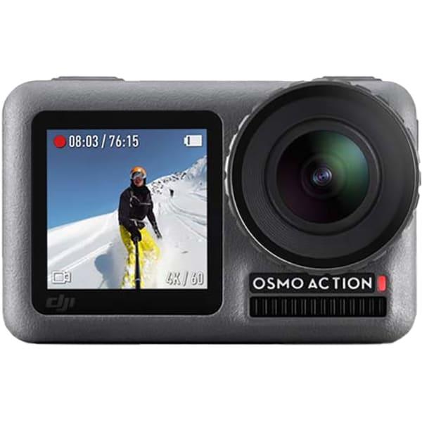 Camera video sport DJI Osmo Action, 4K, Wi-Fi, negru
