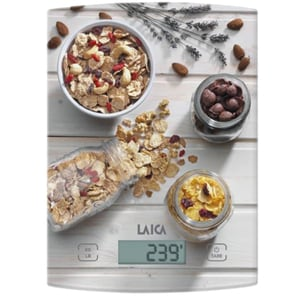 Cantar de bucatarie LAICA KS1034, 5kg, multicolor