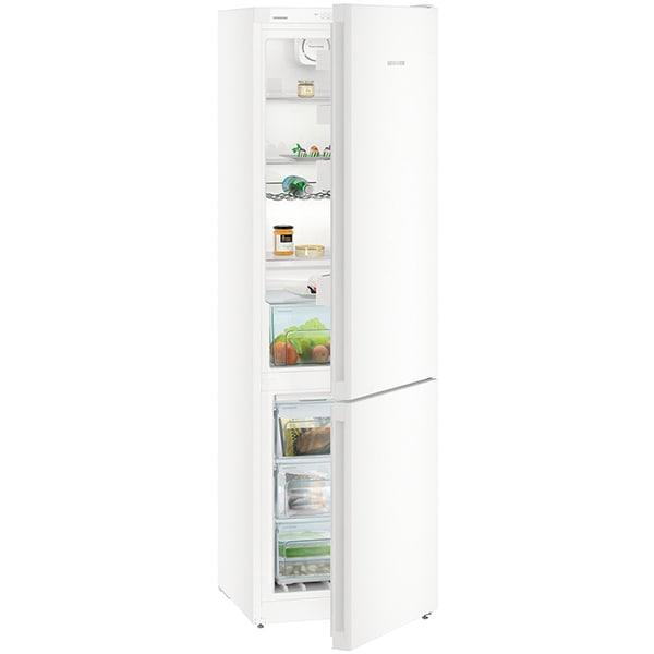 Combina frigorifica LIEBHERR CNP 4813, No Frost, 338 l, H 201 cm, Clasa D, alb