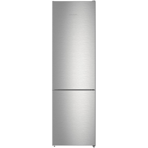 Combina frigorifica LIEBHERR CNPef 4813, No Frost, 338 l, H 201 cm, Clasa D, inox antiamprenta