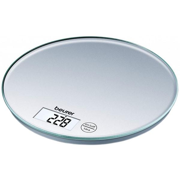 Cantar de bucatarie BEURER KS28, 5kg, argintiu