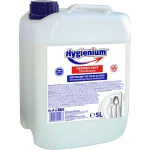 Detergent vase cu dezinfectant HYGIENIUM, 5l