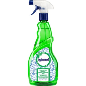 Spray dezinfectant suprafete IGIENOL Mar Verde, 750ml