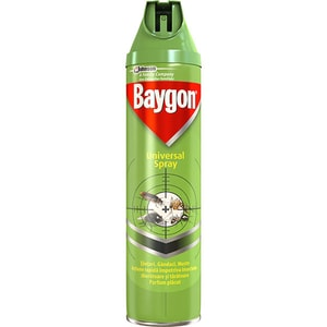 Spray anti-insecte BAYGON Universal, 400ml