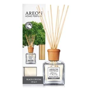 Odorizant cu betisoare AREON Home Perfume Black Crystal, 150ml