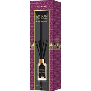 Odorizant cu betisoare AREON Home Perfume Black Fougere, 85ml