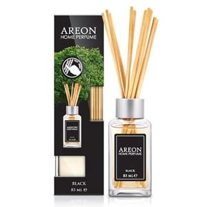 Odorizant cu betisoare AREON Home Perfume Black, 85ml