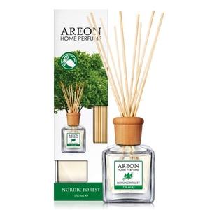 Odorizant cu betisoare AREON Home Perfume Nordic Forest, 150ml