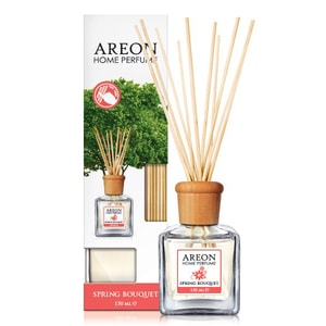 Odorizant cu betisoare AREON Home Perfume Spring Bouquet, 150ml