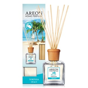 Odorizant cu betisoare AREON Home Perfume Tortuga, 150ml