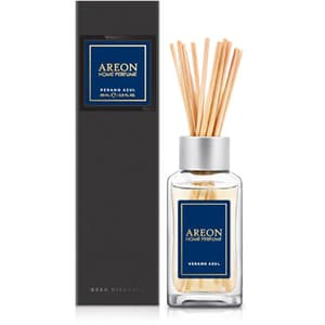 Odorizant cu betisoare AREON Home Perfume Verano Azul Black Line, 85ml