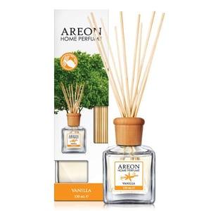 Odorizant cu betisoare AREON Home Perfume Vanilla, 150ml