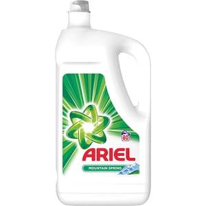 Detergent lichid ARIEL Mountain Spring, 4.4 l, 80 spalari