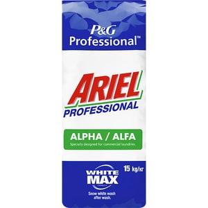 Detergent automat ARIEL Professional Alpha White Max, 15 kg