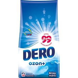 Detergent automat DERO Ozon+ Briza Marii, 10 kg, 100 spalari