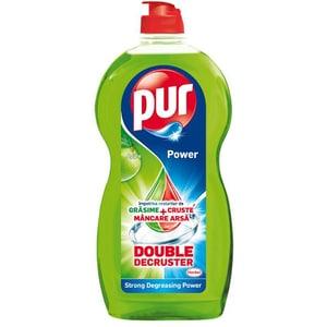 Detergent de vase PUR Duo Power Apple, 1.2l