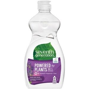 Detergent de vase SEVENTH GENERATION Lavender, 500 ml