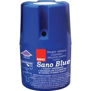 Odorizant toaleta SANO Blue, 150 g