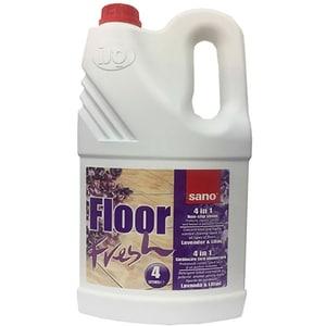Detergent pentru pardoseli SANO Liliac, 4l