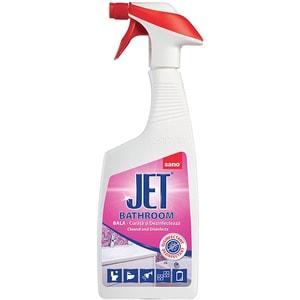 Solutie de curatare pentru suprafete baie SANO Jet, 750 ml