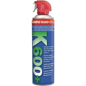 Spray anti-insecte si zburatoare SANO K-600+, 500 ml