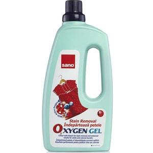 Solutie pentru curatat pete SANO Oxygen, 1l