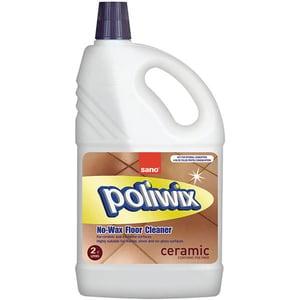Detergent pentru pardoseli SANO Poliwix, 2l