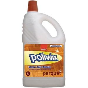 Detergent pentru parchet SANO Poliwix, 2l