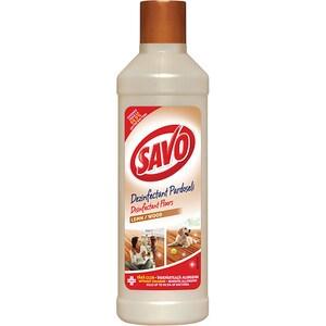 Detergent dezinfectant pentru pardoseli lemn SAVO, 1 l