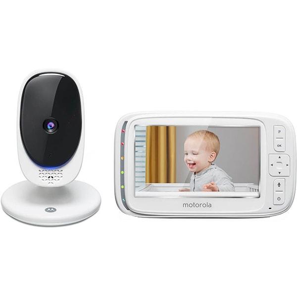 Monitor video digital MOTOROLA Comfort50, alb