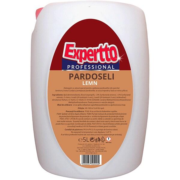 Detergent pardoseli din lemn EXPERTTO Professional, 5l