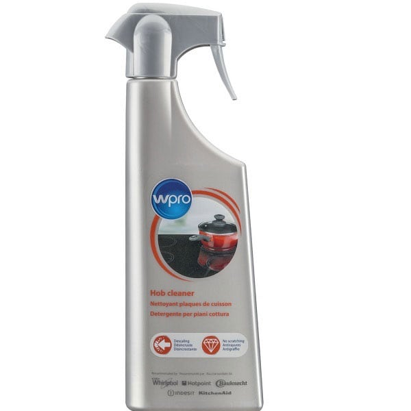Spray pentru curatat suprafete vitroceramice WPRO 484000008497, 500 ml