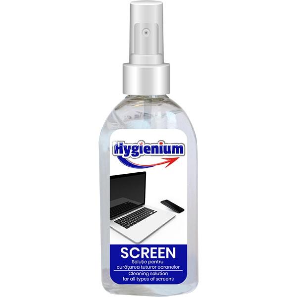 Solutie pentru curatarea ecranelor HYGIENIUM Screen, 85ml