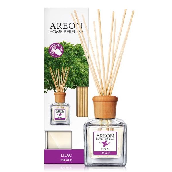 Odorizant cu betisoare AREON Home Perfume Lilac, 150ml