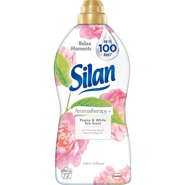 Balsam de rufe SILAN Peony&White Tea Scent, 1.8L, 72 spalari