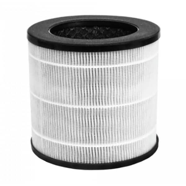 Filtru de aer pentru purificator TURBIONAIRE T - Performance D20TP, alb-negru