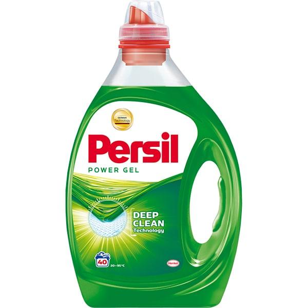 Detergent lichid PERSIL Regular, 2L, 40 spalari