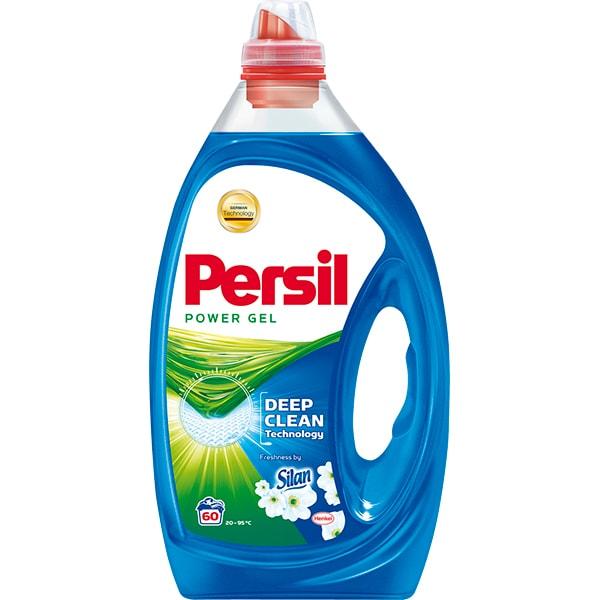 Detergent lichid PERSIL Universal Freshness by Silan, 3L, 60 spalari