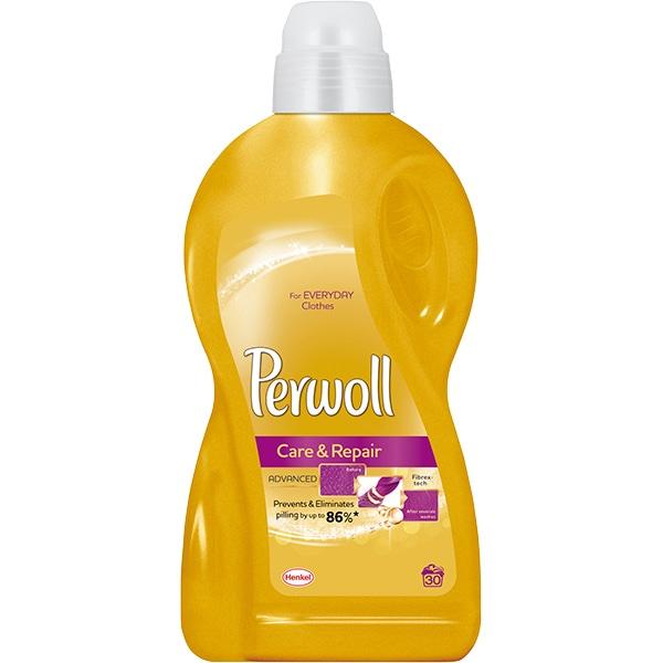 Detergent lichid PERWOLL Care&Repair, 1.8L, 30 spalari