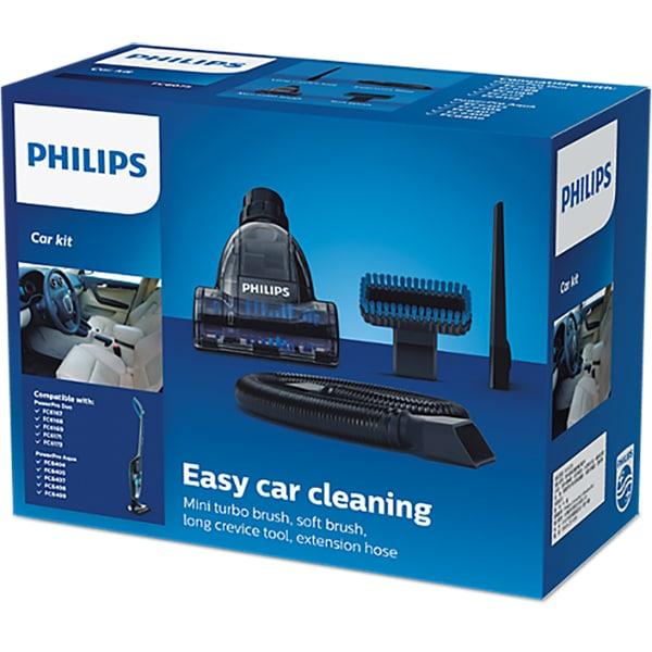 Kit accesorii aspirator vertical pentru curatare automobil PHILIPS FC6075/01