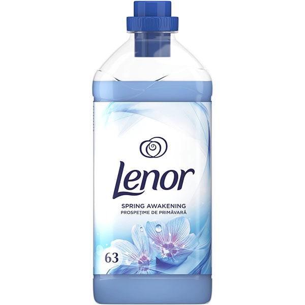 Balsam de rufe LENOR Spring Awakening, 1.9 l, 63 spalari