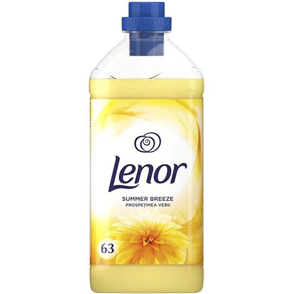 Balsam de rufe LENOR Summer Breeze, 1.9 l, 63 spalari