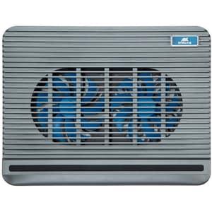 "Cooler laptop RIVACASE 5555, 15.6"", gri"
