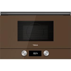 Cuptor cu microunde incorporabil TEKA ML 8220 BIS L-LB, 22l, 850W, Grill, maro