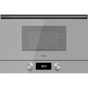 Cuptor cu microunde incorporabil TEKA ML 8220 BIS L-SM, 22l, 850W, Grill, gri