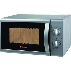 Cuptor microunde cu grill VORTEX VO4001SV, 20l, 700W, argintiu