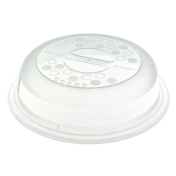 Capac cuptor cu microunde OURSSON LM55070, 24cm, transparent