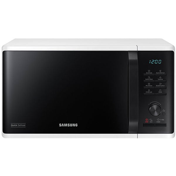 Cuptor microunde SAMSUNG MS23K3515AW/OL, 23l, 800W, alb