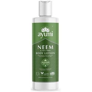 Lotiune de corp AYUMI Neem & Tea Tree, 250ml