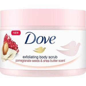 Exfoliant pentru corp DOVE Pomegranat&Shea, 225ml